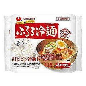 韓国産 ふるる冷麺 ビビン麺 (159g)