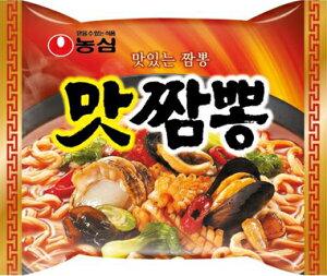 ■新商品■農心 マッチャンポン130g/韓国ラーメン/韓国食品/味ちゃんぽん/チャンポン麺/575Kcal