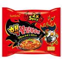 三養/サムヤン/超激辛プルダック炒め麺/辛さ2倍/限定/韓国食品/韓国ラーメン 140g