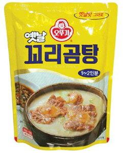 韓国スープ◆ オトギ オトギ テールコムタン 500g