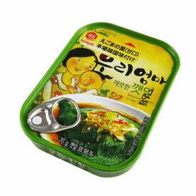 センピョ えごまの葉缶詰 70g