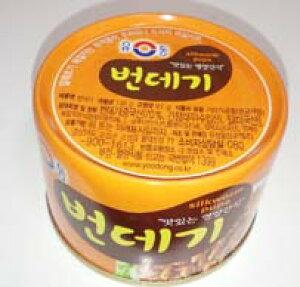 ユドン ポンデギ(サナギ缶)130g