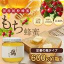 【アウトレット】国産はちみつ もち蜂蜜(はちみつ) 600g ※賞味期限2019年2月迄蜂蜜専門店 かの蜂