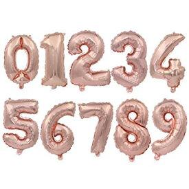 数字 ナンバー 2つセット バルーン 誕生日 バースデー パーティー 風船 セット お祝い 飾り付け 誕生日会 幼稚園 小学生 大人 インスタ映え 撮影 プレゼント ポイント 消費 新品 大きい