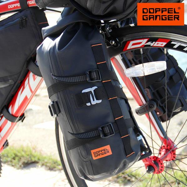 【あす楽】パニアバッグ サイドバッグ サイクルバッグ 自転車 大容量 ロードバイク ドッペルギャンガー DOPPELGANGER Mr.Big CAGEとMrs.アクセサリーバッグ dbc403-bk
