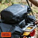 シートバッグ バイク 防水 大容量 ワンショルダー リュック ドッペルギャンガー DOPPELGANGER ターポリンデイバッグ d…