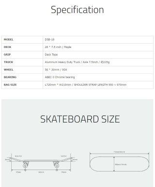 スケートボードコンプリートデッキスケボークルーザーキッズウィールベアリング格安dsb-18