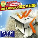 ワイドでしっかり遮熱エコパネル エアコン 室外機カバー アルミ 日よけ カバー