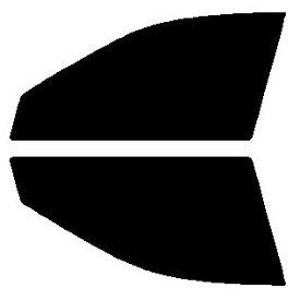 高性能透明断熱 運転席、助手席 クラウン セダン GRS180・GRS182・GRS183・GRS184 カット済みカーフィルム アイケーシー株式会社