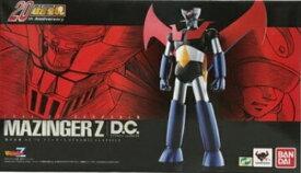 【開封済み】超合金魂 マジンガーZ GX-70 マジンガーZ D.C.(ダイナミッククラシックス) 約170mm ABS&ダイキャスト&PVC製 塗装済み可動フィギュア【中古】[☆2]
