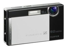 FUJIFILM デジタルカメラ FinePix (ファインピクス) Z100fd ホワイトアンドブラック FX-Z100FDHB【中古】[☆2]