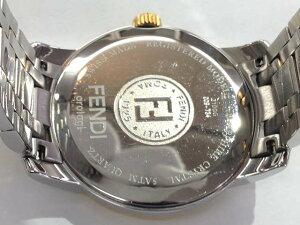 レディース時計【中古】FENDIフェンディ2100Gクオーツ時計【楽ギフ_包装選択】