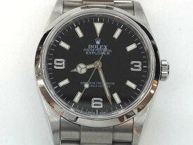メンズ時計【中古】 ROLEX ロレックス エクスプローラー1  114270 (Z番)2006年頃【楽ギフ_包装選択】