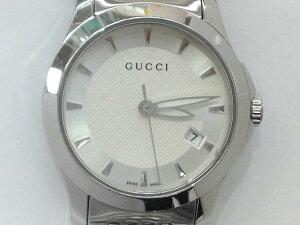レディース時計【中古】GUCCIグッチ126.5クオーツ腕時計【楽ギフ_包装選択】
