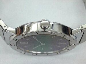 メンズ時計【中古】BVLGARIブルガリブルガリブルガリBB33SSクオーツ時計【楽ギフ_包装選択】