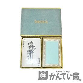 TIFFANY&Co. ティファニー トランプ 2SET中古品 used AB