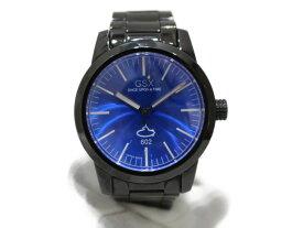 【箱あり】GSX UNDERSEA SPECIAL OPERATION GSX602BTS   SS ステンレススチール 自動巻きブルー メンズ ウィメンズ 腕時計【中古】【中古】