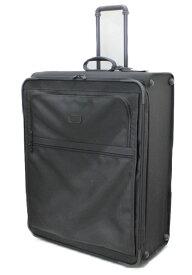 TUMI キャリーケース 2246D3 ブラック ナイロン メンズ レディース ユニセックス ブランド 旅行バッグ コロコロ キャリーバッグ 【中古】