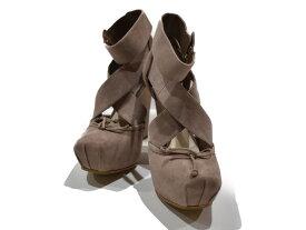 【美品★中古品★】Christian Diorパンプスラベンダー系 スエード レディース 靴 リボン おしゃれ ファッション アンクルストラップ プレゼント包装可 【中古】