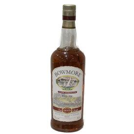 【未開封】BOWMORE ボウモア カスク ストレングス アイラ カモメラベル 700ml 56% シングルモルト ウイスキー【古酒・中古】
