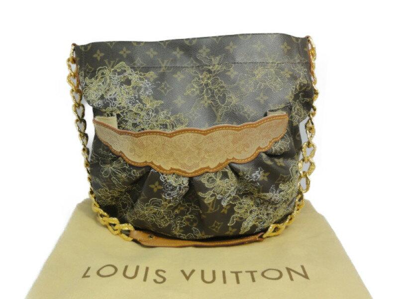 LOUIS VUITTON ルイ・ヴィトン M95406 フェルセン ダンテェル モノグラム ショルダーバッグ チェーン