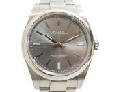 ROLEXロレックス114300オイスターパーペチュアルランダム番39mmメンズ腕時計【中古】
