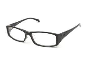 POLICE ポリス 眼鏡 セルフレーム ブラックフレーム 伊達メガネ メンズ レディース 【中古】
