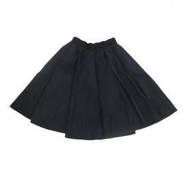 JEANPAUL KNOTT ジャンポールノット ボリューム フレアスカート ネイビー サイズ1 レディース【中古】