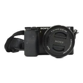 SONY ソニー ILCE-6000L パワーズームレンズキット デジタル一眼レフカメラ【中古】【送料無料】