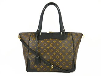 LOUIS VUITTON Louis Vuitton Monogram Estrela M51192 2WAY shoulder bag Noir