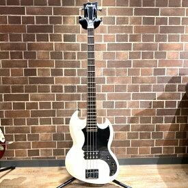 GrassRoots グラスルーツ G-VP-46B Vintege White 白 ESP ブランド エレキベース ベース ホワイト 楽器 管理RM18744