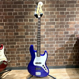 Squier スクワイア Affinity Jazz Bass ジャズベース ジャズベ ブルー 青 エレキベース 楽器 管理RM18793