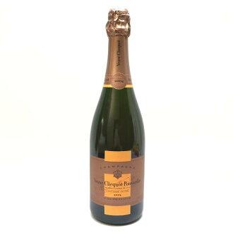 ■Veuve Clicquot Veuve Clicquot vintage Rich vintage rose 2004 750 ml Champagne champagne management YI19000877