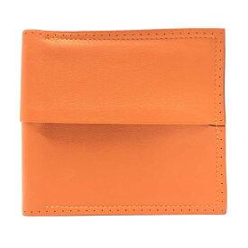 HERMES エルメス フレックス ヴォースイフト 財布 コンパクトウォレット オレンジ コインケース 小銭入れ レザー 管理RY20003710