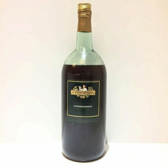 CARLO ROSSI Chardonnay CHARDONNAY California white wine (a change of color 残 95%) used undeveloped seal wine 1.5L alcohol management RT9328