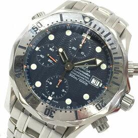 OMEGA オメガ 2598.80 シーマスター クロノグラフ デイト オートマチック メンズ 自動巻き 腕時計 300m防水ダイバーズウォッチ 管理YI10620