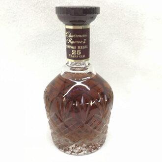Chivas Regal 25 years chairman reservation 2 CHIVAS REGAL 25 YEARS OLD Chairman's Reserve whiskey management RM10635