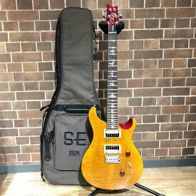 未使用 PRS Paul Reed Smith ポール ニード スミス エレキギター SE CUSTOM 24 N VY カスタム24 ヴィンテージイエロー 楽器 管理RM1596