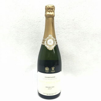 Belize Champagne united キングダムキュベ Grand cru ブリュット NV ■ used goods