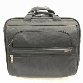 040276cde5 中古 TUMI トゥミ 26102D4 キャリーケース ブラック 旅行かばん 黒 メンズ ブランドバッグ 管理RM10908