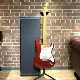 Fender Japan フェンダージャパン ST57 キャンディーアップルレッド ストラトキャスター エレキギター ハードケース付き 赤 管理RM16231
