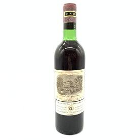 Ch Lafite Rothschild シャトー ラフィット ロートシルト 1967年 750ml ボルドー 1級 格付け 赤ワイン メドック ポイヤック 管理17482