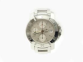 BAUME&MERCIER(ボーム&メルシエ)ケープランド 65366 自動巻き SS シルバー文字盤 メンズ腕時計【中古】