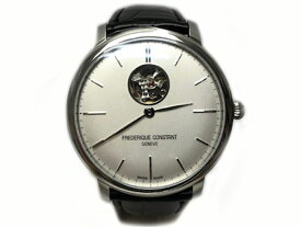 FREDERIQUE CONSTANT(フレデリックコンスタント)FC-312S4S6 SLIMLINE 自動巻き 裏スケ メンズ腕時計【中古】