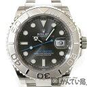 ROLEX【ロレックス】 116622 ヨットマスターロレジウム 40 腕時計 メンズ 自動巻 ランダム番 ステンレススチ…