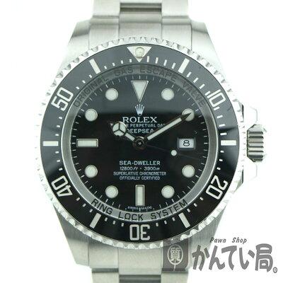 ROLEX【ロレックス】116660シードゥエラーディープシーG品番メンズ腕時計ダイバーズ【中古】かんてい局小牧店c19-2937