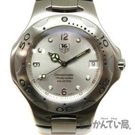 【値下げ】TAG Heuer【タグホイヤー】WL5110 キリウム 自動巻き ステンレススチール メンズ 腕時計 USED-9【中古】A2006793 質屋かんてい局茜部店