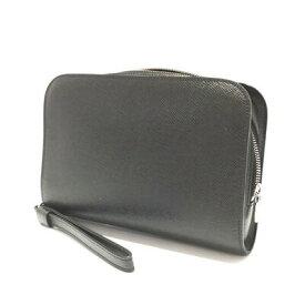 【中古】LOUIS VUITTON【ルイヴィトン】【USED B】M30182 バイカル・セカンドバッグ ブラック かんてい局名護店