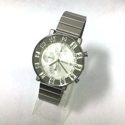 SEIKO【セイコー】【中古/USED-B】スピリットスマート クォーツウォッチ 腕時計 世界限定1000本 SEIKO×SOTTSASS限定モデル n16-5678