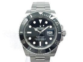 【付属品○】ロレックス サブマリーナデイト 116610LN ランダム 自動巻き 腕時計 メンズ